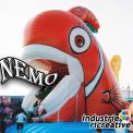 Inflatable fish Nemo - manufacture and sale