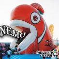 Gioco gonfiabile Nemo - produzione e vendita