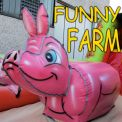 Farm - Inflatable playground manufacture and supply - pig