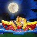 """Gioco gonfiabile animato """"Barca Mobile"""" - produzione e vendita"""