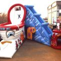 """Inflatable slide """"Super WC"""" for sale - overview"""