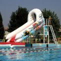 Inflatable water slide - game for sale