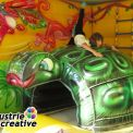 Inflatable course Jungle - manufacturing and sale