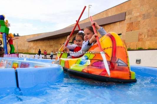Vendita giostre per bambini, lunapark, parco giochi