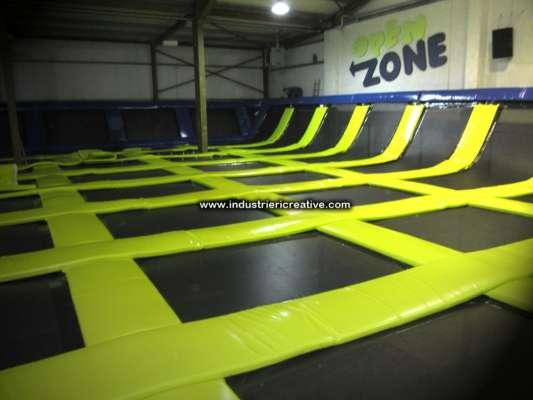 Trampoline Park Bounce Zone Cork