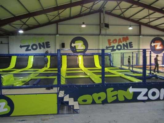 Trampoline arena - Irlanda, Cork