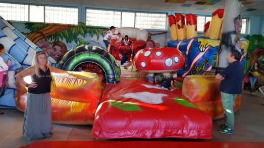 Playground Pizza - inflatable manufacturers