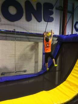 Basketball Zone - Trampoline park Cork