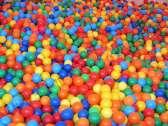 Palline PVC per piscina palline