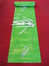 Cuscino di protezione per trampolino elastico
