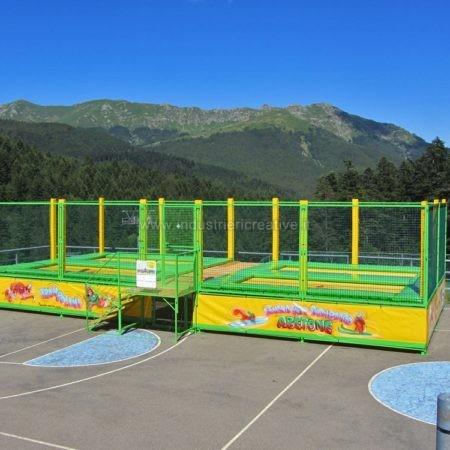 Vendita di trampolini professionali - Trampolinanlage