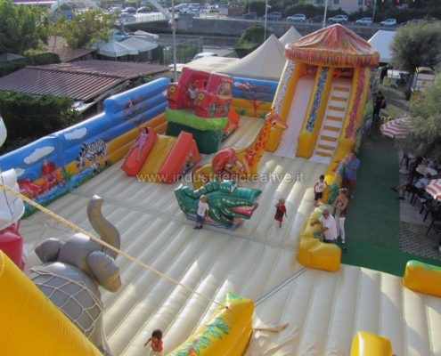 Giungla gonfiabile vendita - Inflatable Jungle supply - Jungle gonflable vente