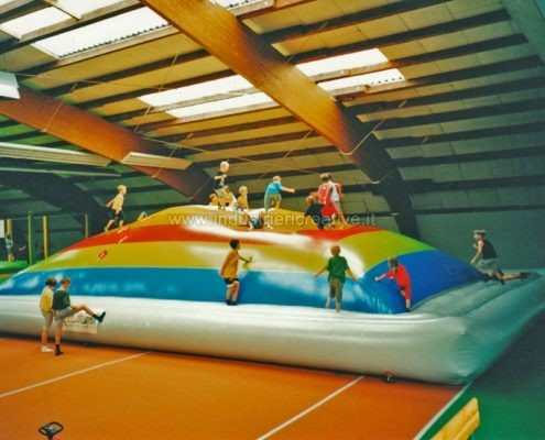 Produzione e vendita di giochi gonfiabili per area bambini - Manufacturing and supply of inflatable games for leisure parks - Fabrication et vente de jeux gonflables pour terraines de jeux