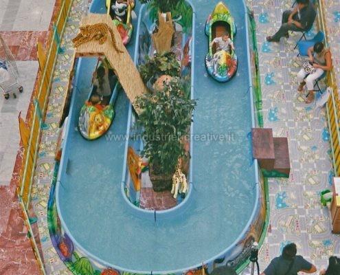 Giostra per luna park e parchi gioco - fabrication de manèges pour parcs d'attractions