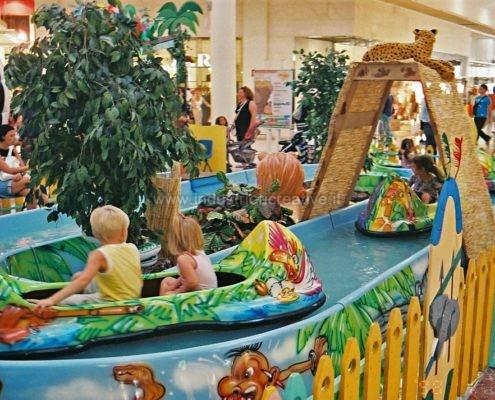 Giostra per luna park e parchi gioco - produzione e vendita