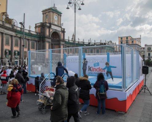 Mini trampolini per bambini
