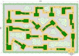 Pistes de Minigolf fabrication et vente - vente de parcours minigolf - vente de minigolf