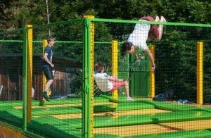 Produttori trampolini elastici - vendita tappeti elastici