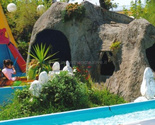 Giostra per luna park e parco giochi - fabrication de equipement pour parcs d'attractions
