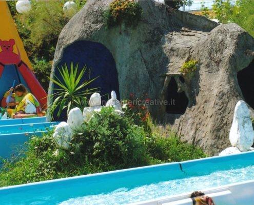 Water attraction supply - Attrazione acquatica per luna park e parchi gioco - fabrication de equipement pour parcs d'attractions