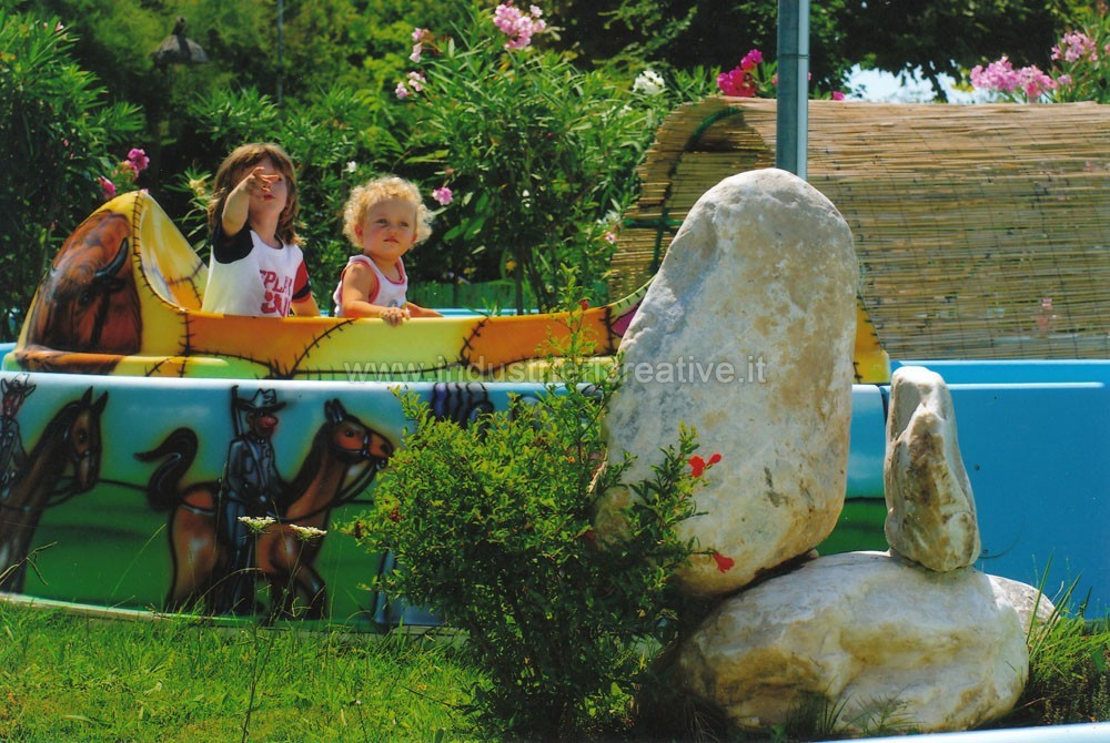 Venture River water attraction for children