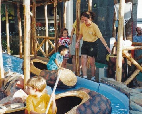 Water attraction supply - Produzione e vendita di attrazione acquatica per luna park e parchi gioco
