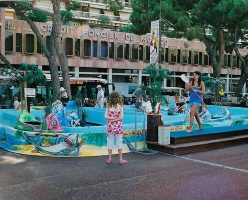 Water attraction supply - Produzione e vendita giostra per luna park e parchi gioco - tema mare
