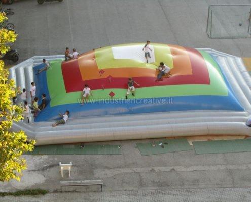 Vendita di grande montagna gonfiabile per bambini - Inflatables manufacturing - Fabrication de jeux gonflables pour aires de jeux