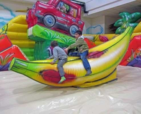 Giochi gonfiabile per bambini - jeux gonflables pour enfants