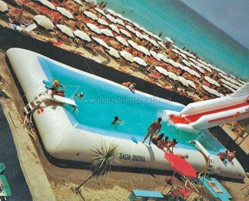 Scivoli per piscine fuori terra vendita