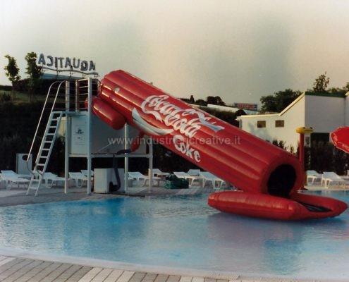 Scivolo gonfiabile per piscine vendita