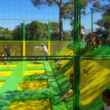 Outdoor Dodgeball