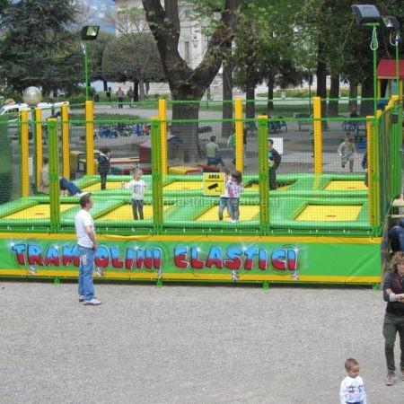 Trampolini per bambini