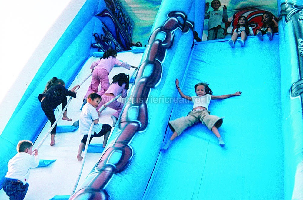 Inflatable slide manufacturing - inflatable slide sales