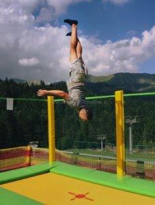 Fabricant de trampolines en batterie, trampolines de jardin, trampoline park, trampolines pour enfants