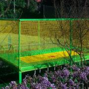 Sport Performance trampoline for garden