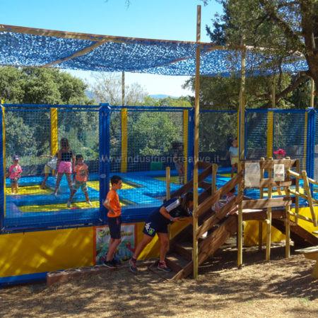 Trampoline für Kinder