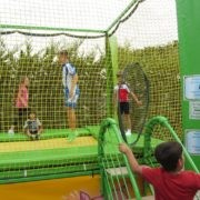 Professional trampoline for children manufacturing and supply