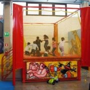 Professional trampoline for play park - manufacturing and supply