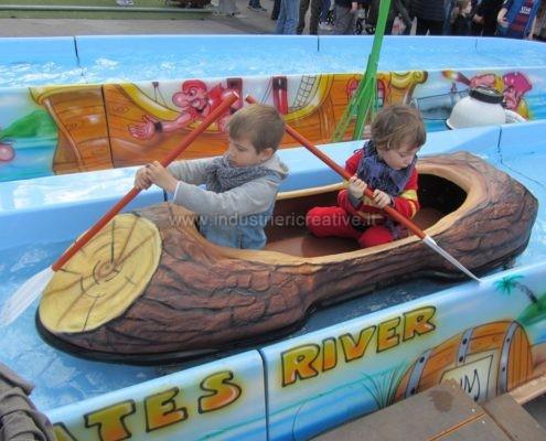 Produzione e vendita vetture per Pirates River